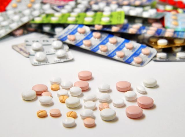 子犬が誤飲すると危険な医薬品