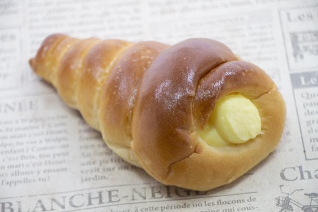 犬には危険なクリームを使ったパン