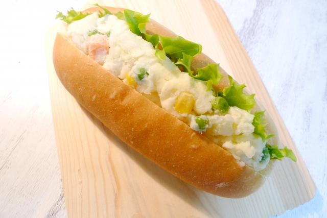 犬が食べてはいけないお惣菜パン