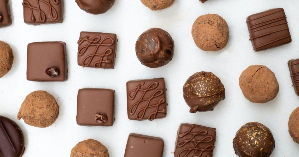 犬に与えると危険なチョコレート