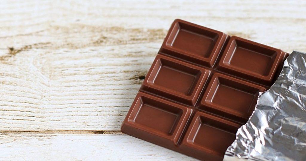 犬が食べると中毒を起こすチョコレート